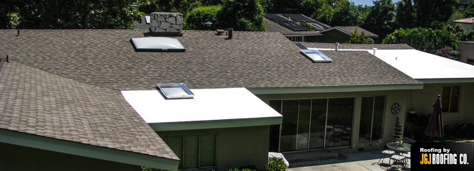 La Crescenta CA Roofing Contractor