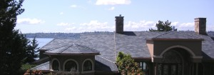 Types of Roofs Slate Tile