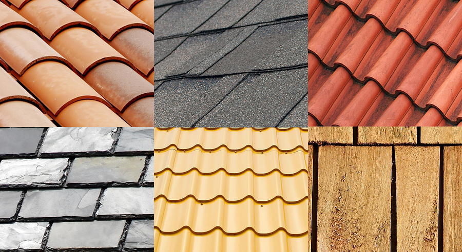 It 39 s important to understand roofing materials when for Types of roofing materials