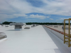 Silicone Flat Roofing for the 21st Century